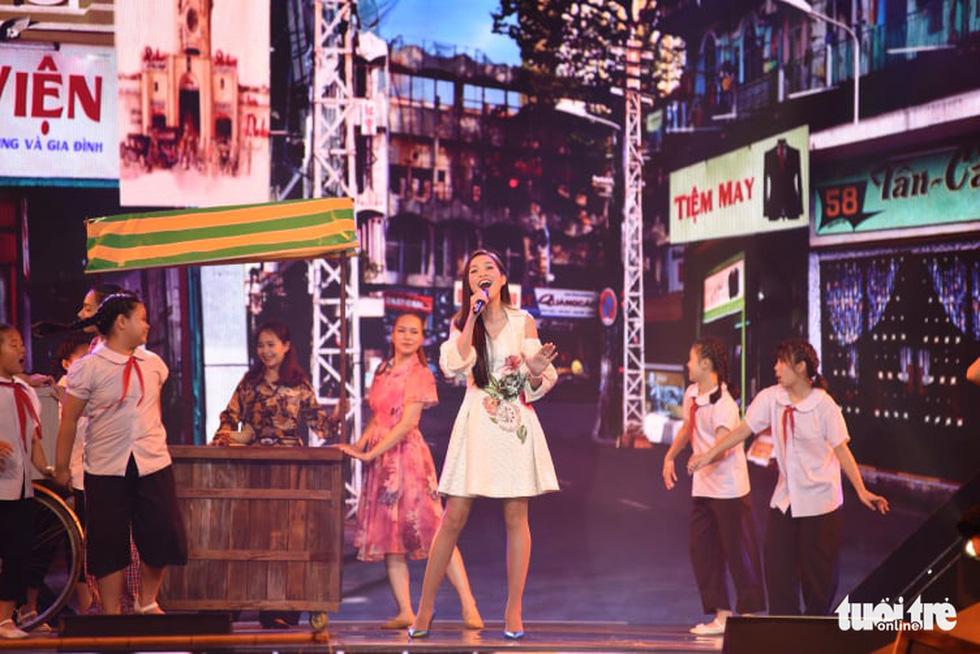 Cẩm Vân, Võ Hạ Trâm hát vì niềm tự hào thành phố mang tên Bác - Ảnh 4.