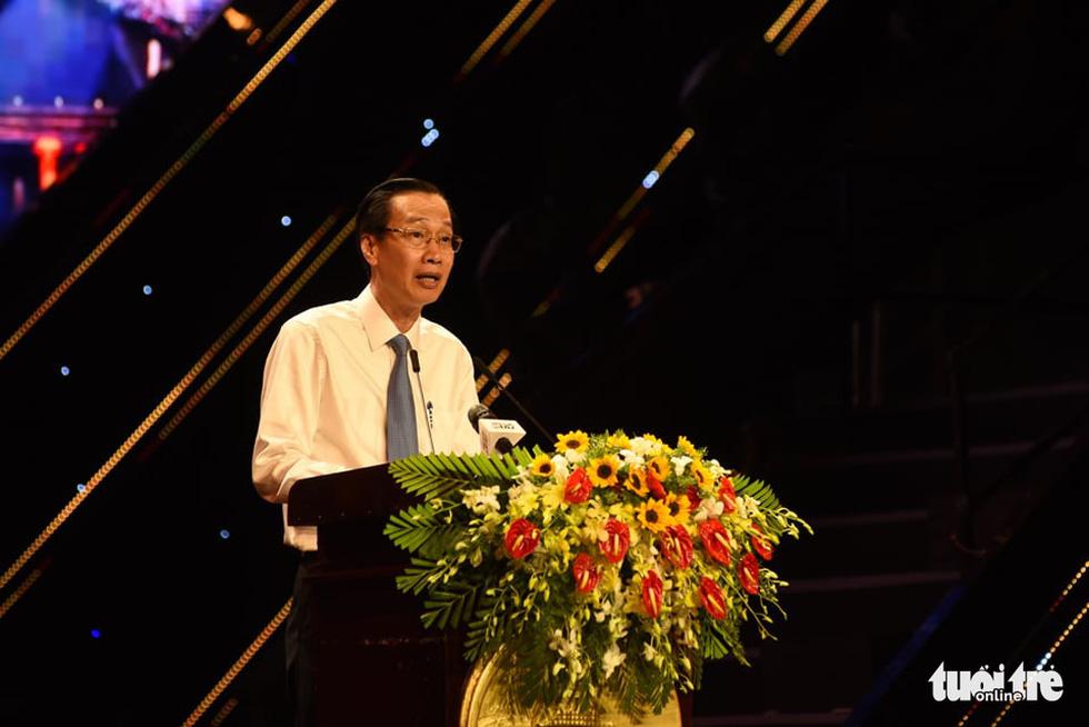Cẩm Vân, Võ Hạ Trâm hát vì niềm tự hào thành phố mang tên Bác - Ảnh 2.
