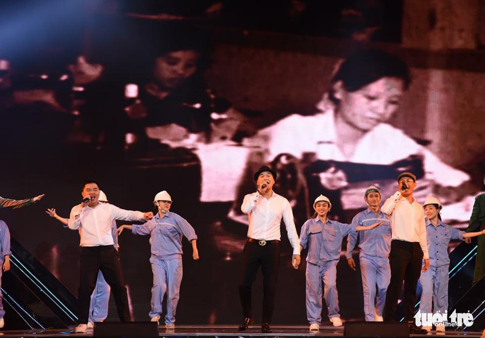 Cẩm Vân, Võ Hạ Trâm hát vì niềm tự hào thành phố mang tên Bác - Ảnh 5.
