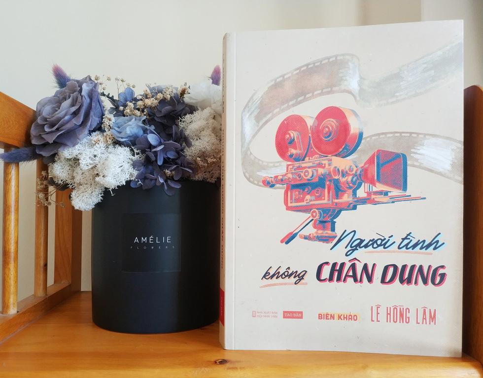 Tứ đại mỹ nhân của điện ảnh Sài Gòn qua sách Người tình không chân dung - Ảnh 2.
