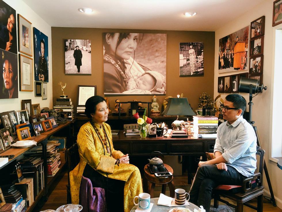 Tứ đại mỹ nhân của điện ảnh Sài Gòn qua sách Người tình không chân dung - Ảnh 5.