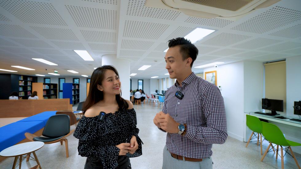 19h tối nay ĐH Quốc tế Sài Gòn lên sóng 'Khám phá trường học' - Ảnh 1.