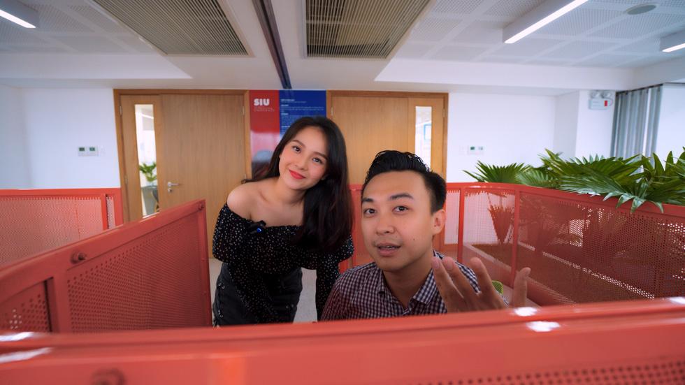 19h tối nay ĐH Quốc tế Sài Gòn lên sóng 'Khám phá trường học' - Ảnh 2.