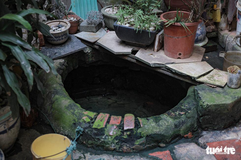 Tìm về giếng cổ có tuổi đời trăm năm giữa lòng Hà Nội - Ảnh 5.