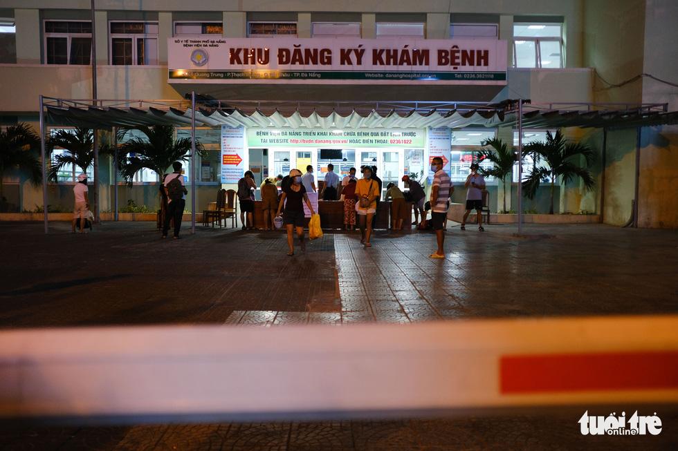 2 bệnh viện ở Đà Nẵng được tiếp tế bằng cách nào để đảm bảo an toàn? - Ảnh 3.