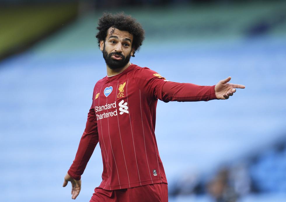 Chùm ảnh: Man City chào tân vương Liverpool, tặng luôn trận thua muối mặt - Ảnh 10.