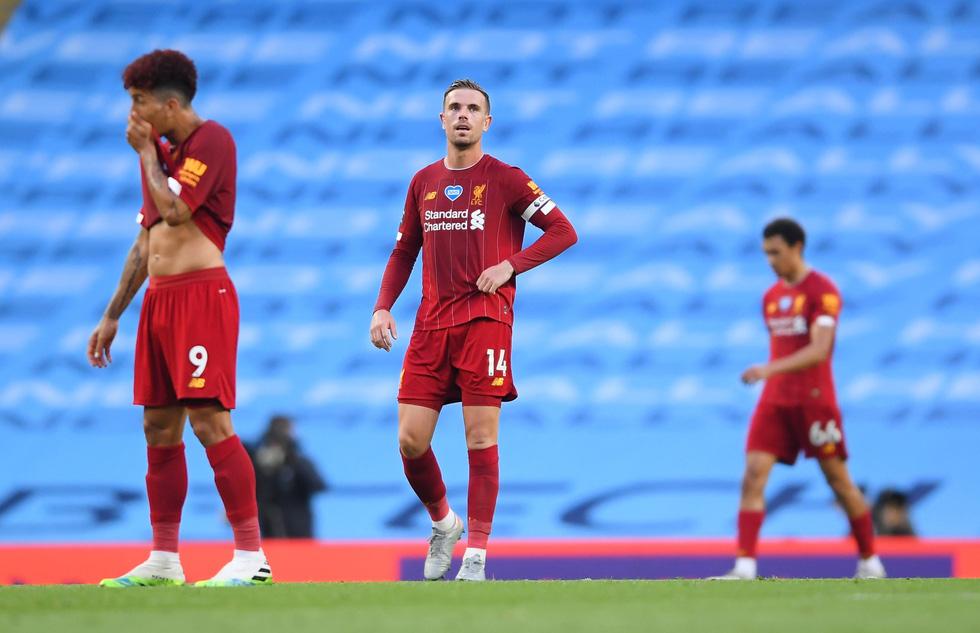 Chùm ảnh: Man City chào tân vương Liverpool, tặng luôn trận thua muối mặt - Ảnh 13.