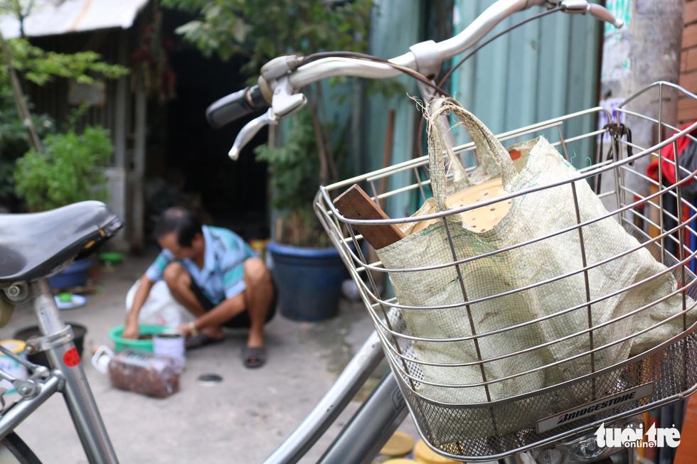 Hơn 20 năm sống bằng nghề bắt gián ở Sài Gòn - Ảnh 2.