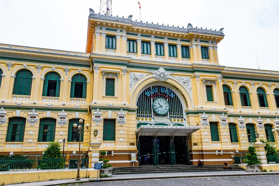 Sài Gòn bao nhớ - Ảnh 1.