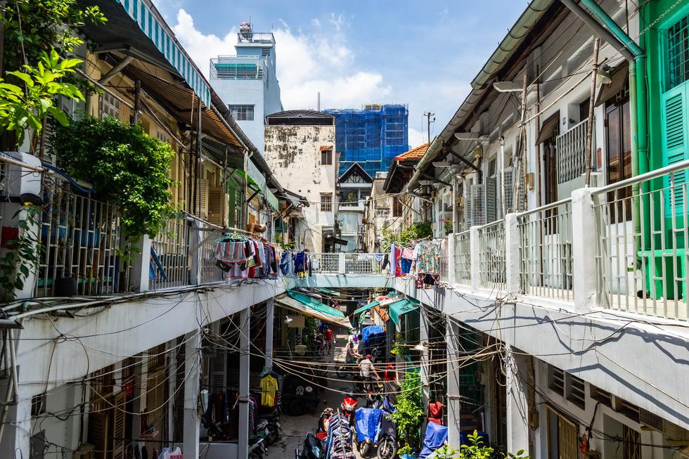 Sài Gòn bao nhớ - Ảnh 2.