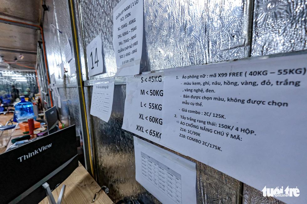 Kho hàng lậu khủng giữa Lào Cai: doanh thu mỗi tháng hơn 10 tỉ đồng - Ảnh 8.