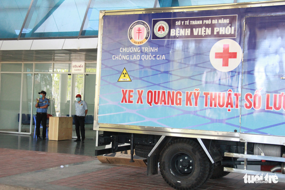 Vận hành thử bệnh viện dã chiến ở cung thể thao Tiên Sơn - Ảnh 11.