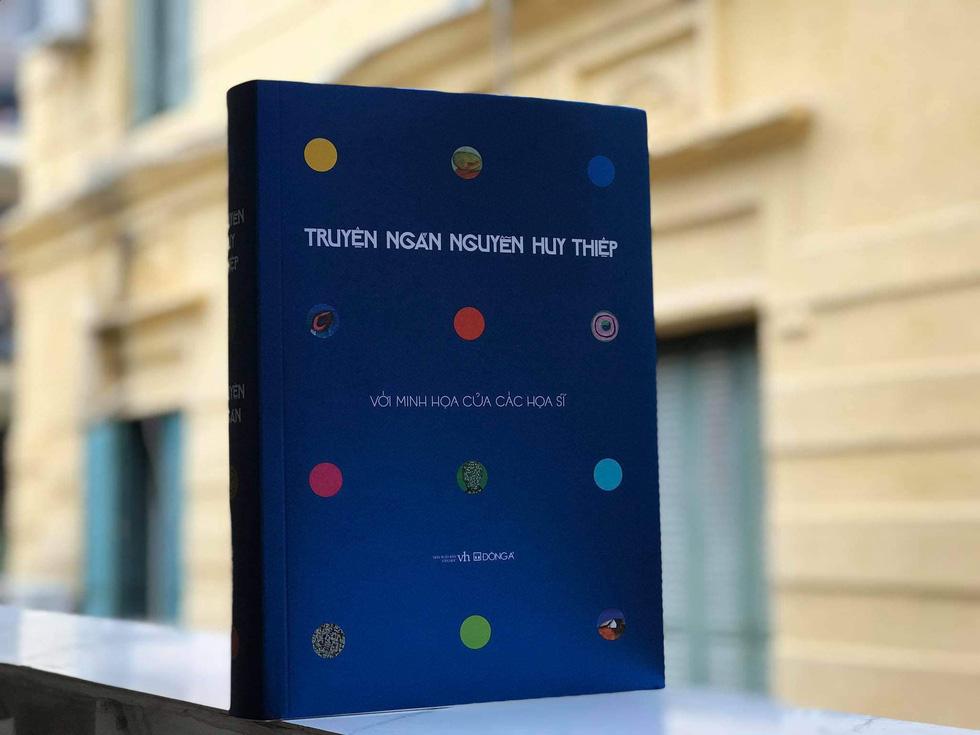 Ra sách mừng tuổi 70, nhà văn Nguyễn Huy Thiệp: Khó nhất không phải chỉ là tiền bạc - Ảnh 2.