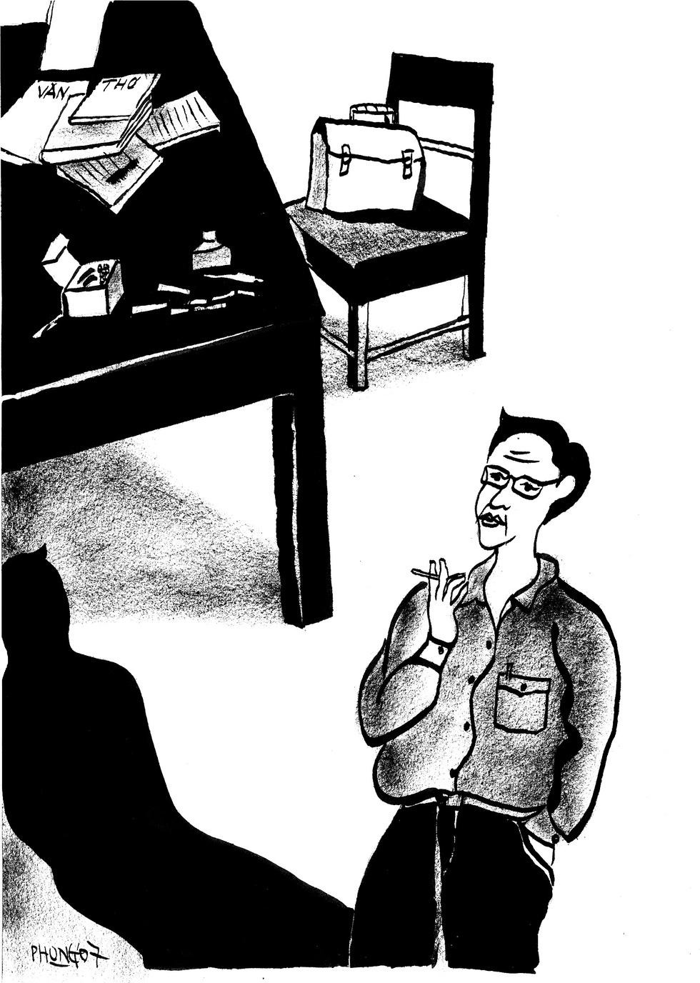 Ra sách mừng tuổi 70, nhà văn Nguyễn Huy Thiệp: Khó nhất không phải chỉ là tiền bạc - Ảnh 9.