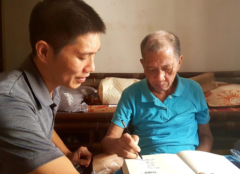 Ra sách mừng tuổi 70, nhà văn Nguyễn Huy Thiệp: Khó nhất không phải chỉ là tiền bạc - Ảnh 1.
