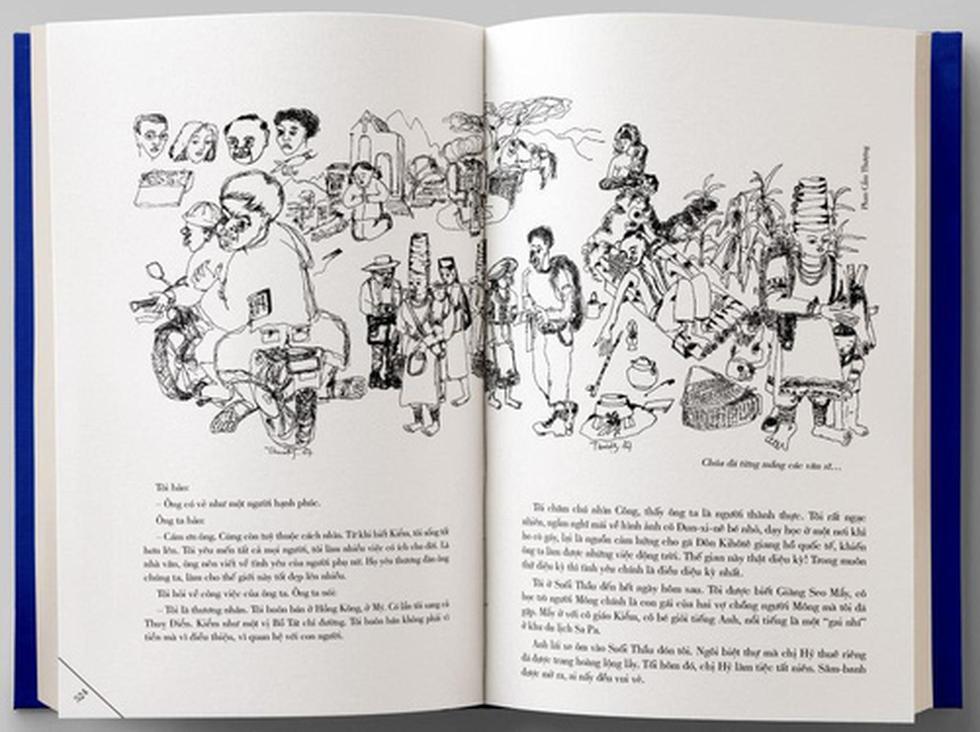 Ra sách mừng tuổi 70, nhà văn Nguyễn Huy Thiệp: Khó nhất không phải chỉ là tiền bạc - Ảnh 3.