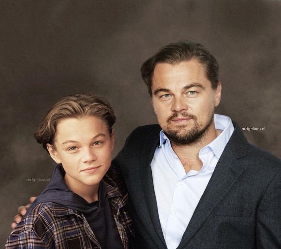 Jennifer Aniston, Tom Hanks, Brad Pitt, Johnny Depp... khoác vai chính mình thời trẻ - Ảnh 4.