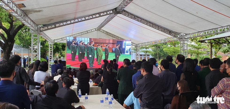 Hai ngày quốc tang, tưởng nhớ và tiễn biệt nguyên Tổng bí thư Lê Khả Phiêu - Ảnh 29.