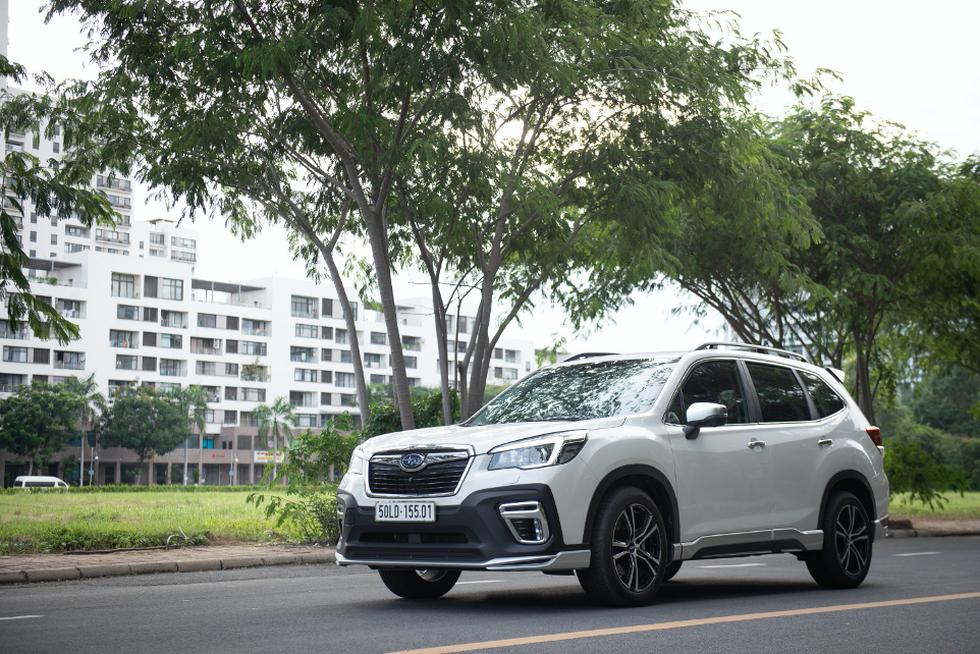 Trải nghiệm mẫu xe an toàn từ Subaru, thương hiệu Nhật Bản trên hai lộ trình người Sài Gòn thường đi - Ảnh 1.