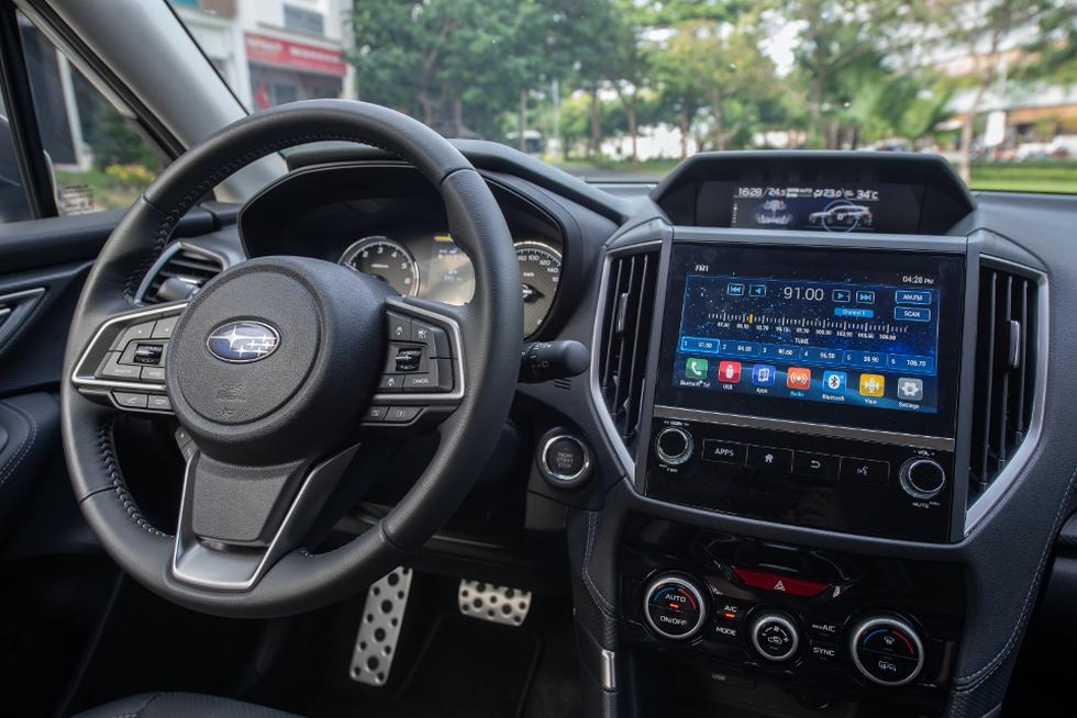 Trải nghiệm mẫu xe an toàn từ Subaru, thương hiệu Nhật Bản trên hai lộ trình người Sài Gòn thường đi - Ảnh 2.