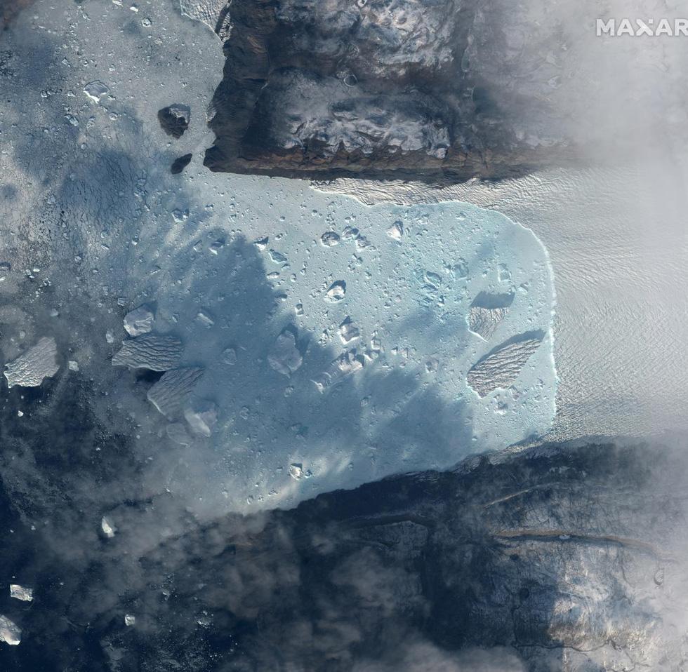 Bắc Cực biến dạng, nguy cơ mùa hè 2035 không có băng - Ảnh 2.