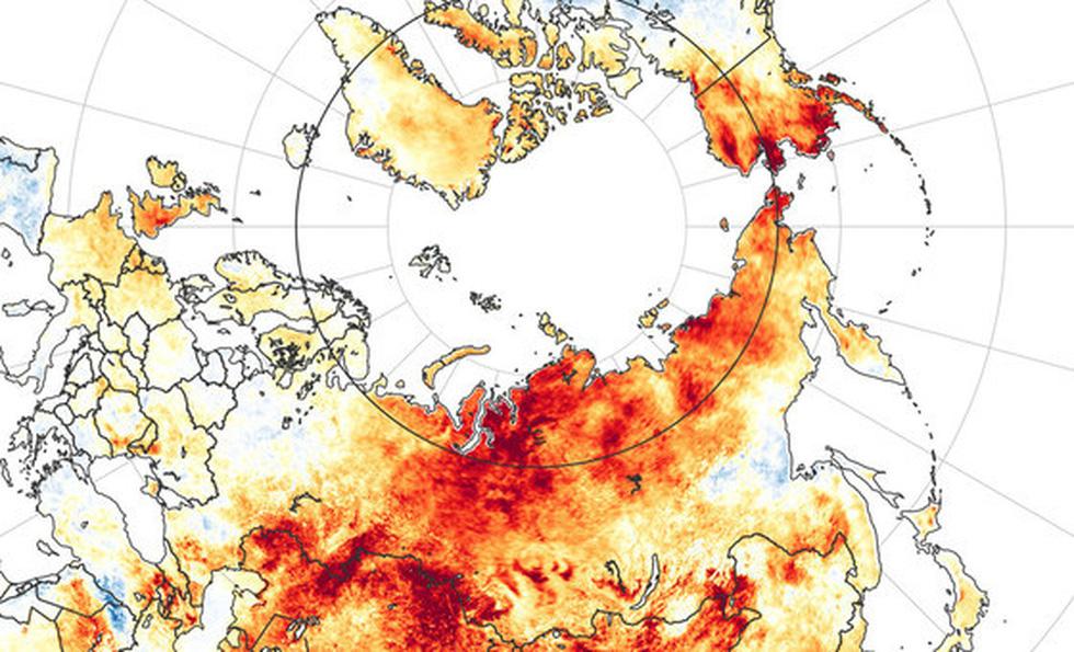 Bắc Cực biến dạng, nguy cơ mùa hè 2035 không có băng - Ảnh 7.