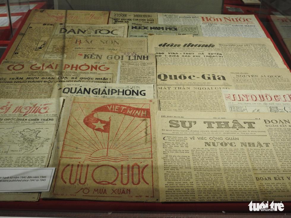 Trưng bày Huân chương Độc lập hạng nhất của vợ chồng nhà tư sản Trịnh Văn Bô - Ảnh 7.