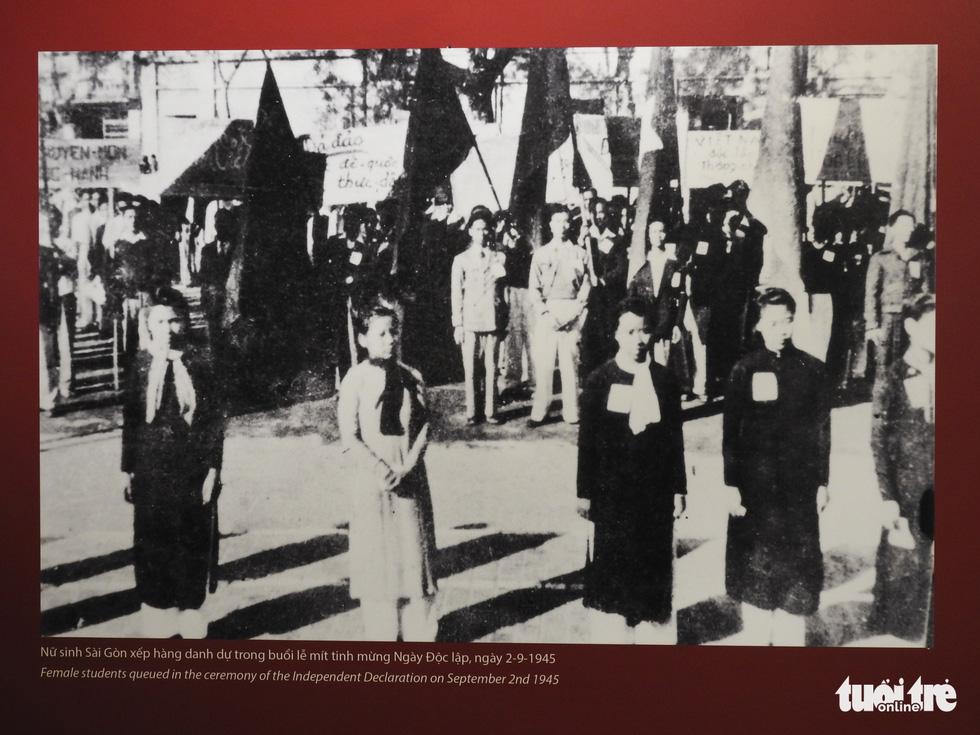 Trưng bày Huân chương Độc lập hạng nhất của vợ chồng nhà tư sản Trịnh Văn Bô - Ảnh 8.
