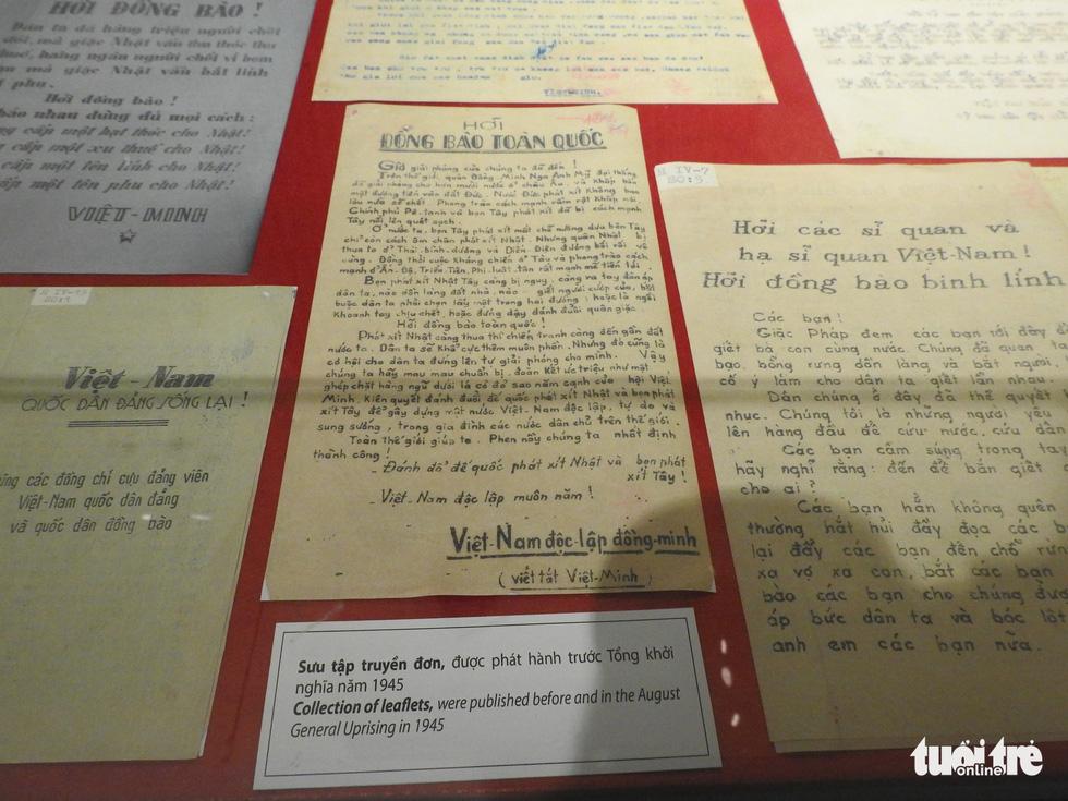 Trưng bày Huân chương Độc lập hạng nhất của vợ chồng nhà tư sản Trịnh Văn Bô - Ảnh 9.