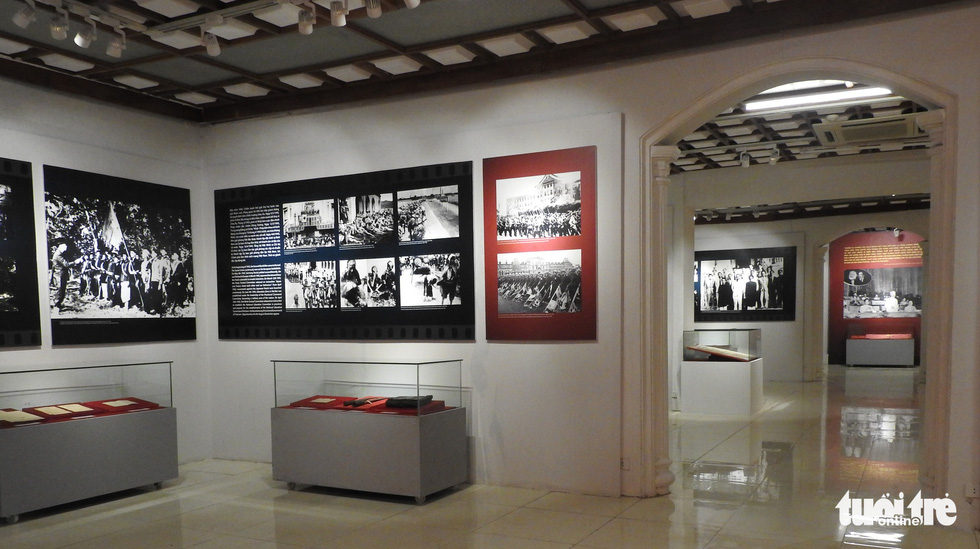 Trưng bày Huân chương Độc lập hạng nhất của vợ chồng nhà tư sản Trịnh Văn Bô - Ảnh 4.