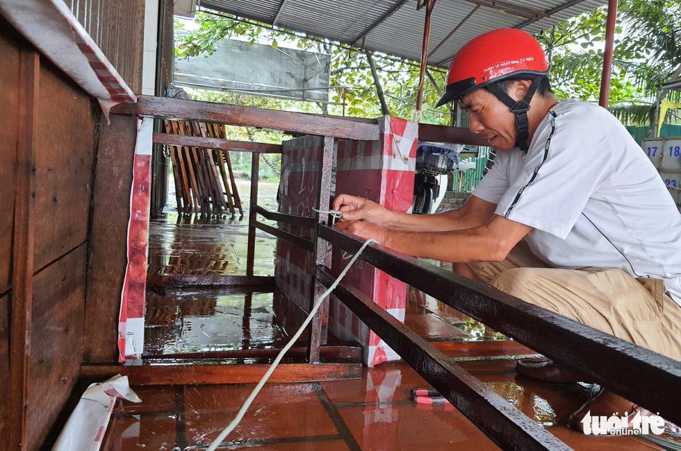 Nghệ An, Thanh Hoá sẵn sàng ứng phó với bão số 2 - Ảnh 3.
