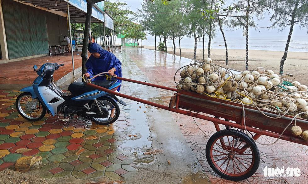 Nghệ An, Thanh Hoá sẵn sàng ứng phó với bão số 2 - Ảnh 4.