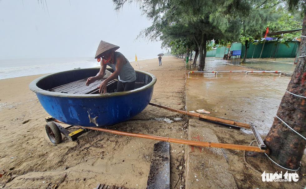 Nghệ An, Thanh Hoá sẵn sàng ứng phó với bão số 2 - Ảnh 1.