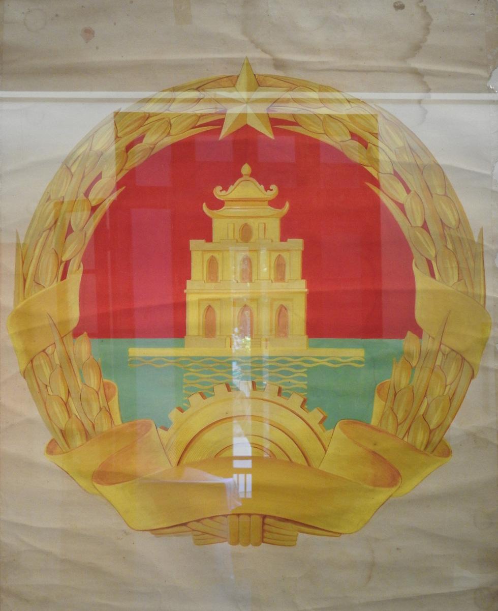 Tưởng thưởng họa sĩ Bùi Trang Chước - người vẽ thực sự Quốc huy Việt Nam - Ảnh 11.