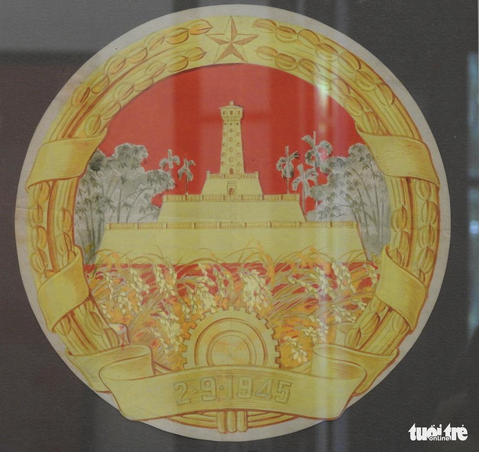 Tưởng thưởng họa sĩ Bùi Trang Chước - người vẽ thực sự Quốc huy Việt Nam - Ảnh 9.