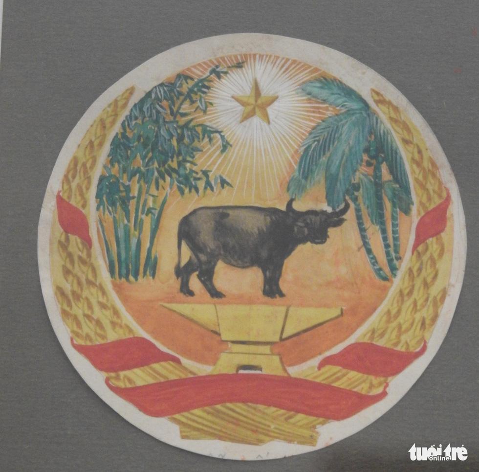 Tưởng thưởng họa sĩ Bùi Trang Chước - người vẽ thực sự Quốc huy Việt Nam - Ảnh 14.