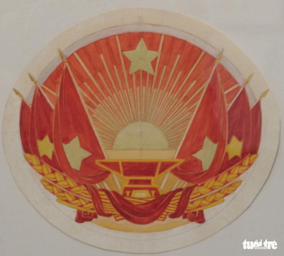 Tưởng thưởng họa sĩ Bùi Trang Chước - người vẽ thực sự Quốc huy Việt Nam - Ảnh 15.