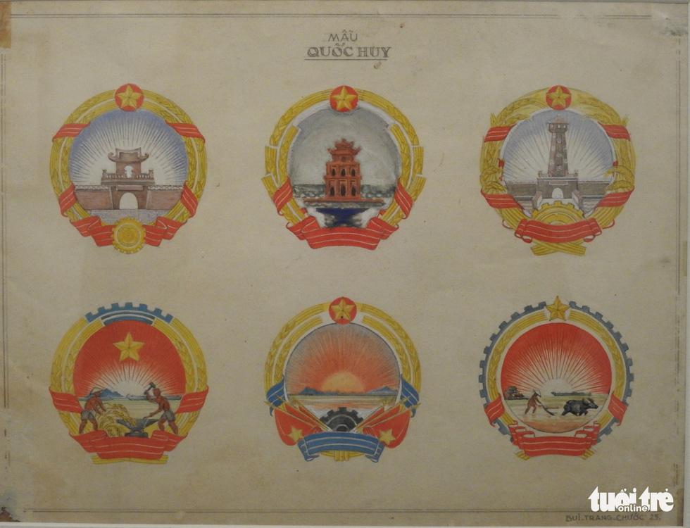 Tưởng thưởng họa sĩ Bùi Trang Chước - người vẽ thực sự Quốc huy Việt Nam - Ảnh 16.
