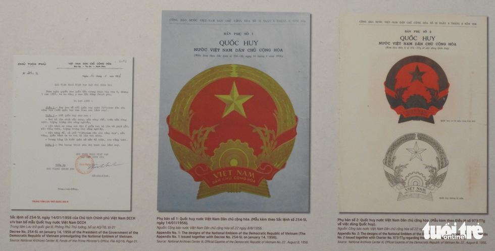 Tưởng thưởng họa sĩ Bùi Trang Chước - người vẽ thực sự Quốc huy Việt Nam - Ảnh 6.