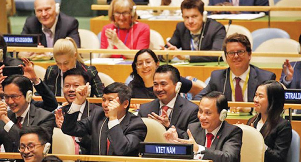 10 cột mốc đánh dấu quá trình hội nhập quốc tế của Việt Nam - Ảnh 10.