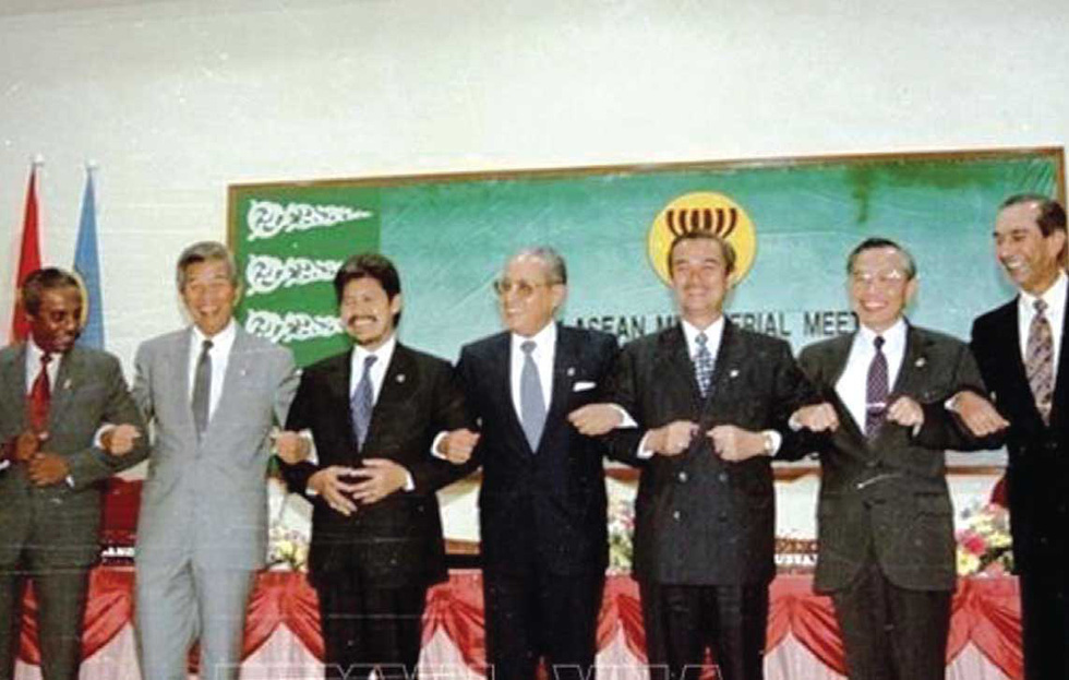 10 cột mốc đánh dấu quá trình hội nhập quốc tế của Việt Nam - Ảnh 2.