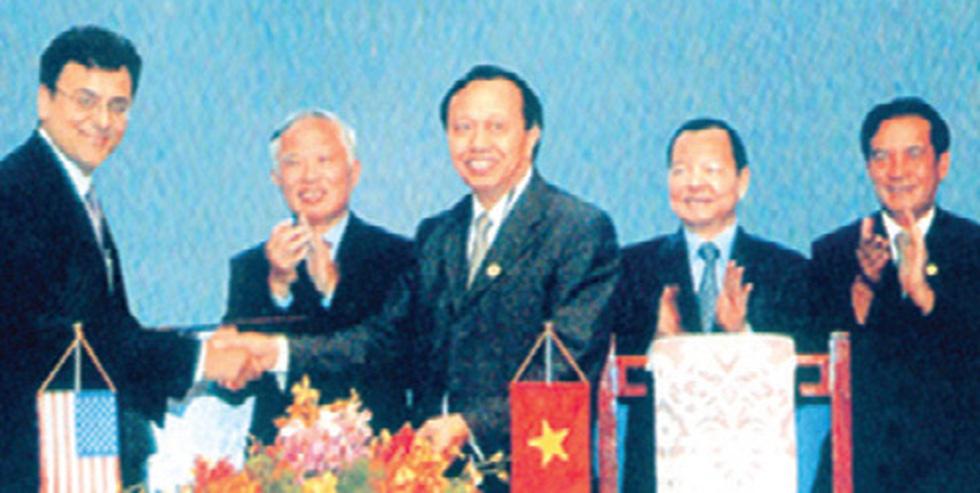 10 cột mốc đánh dấu quá trình hội nhập quốc tế của Việt Nam - Ảnh 5.