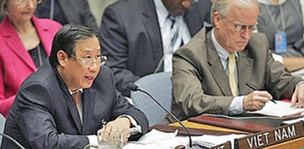 10 cột mốc đánh dấu quá trình hội nhập quốc tế của Việt Nam - Ảnh 6.