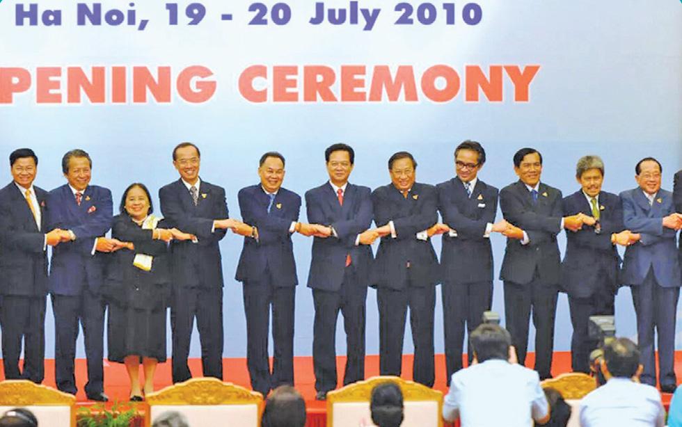 10 cột mốc đánh dấu quá trình hội nhập quốc tế của Việt Nam - Ảnh 7.