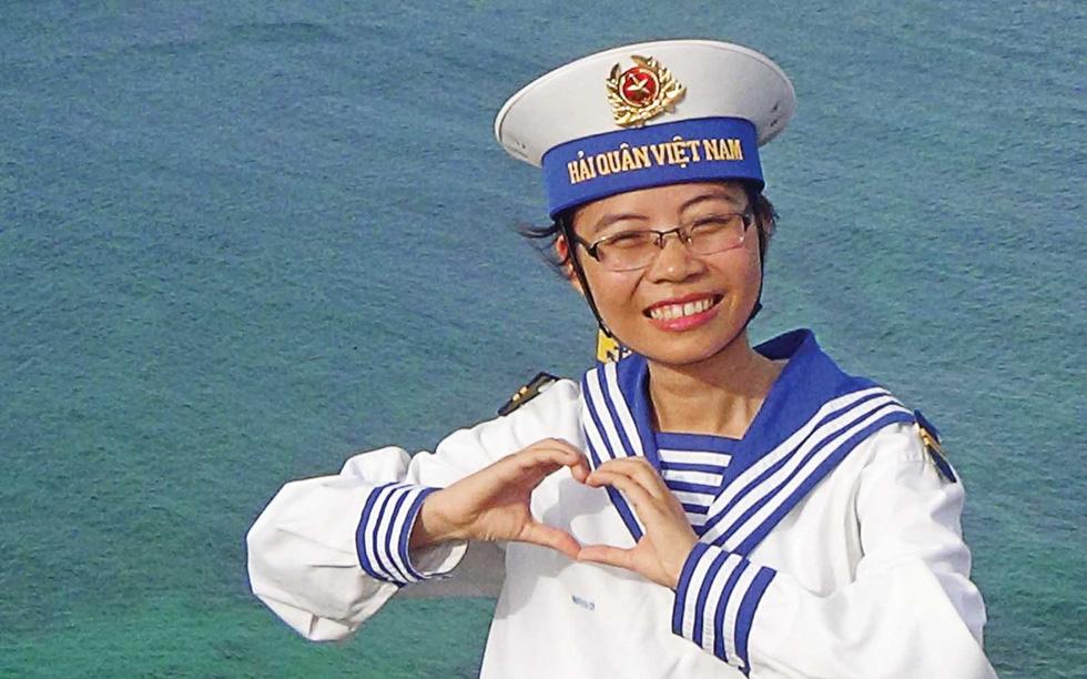 Bốn bạn trẻ giữ biển Đông bằng vũ khí: kiến thức luật pháp và an ninh quốc tế - Ảnh 7.