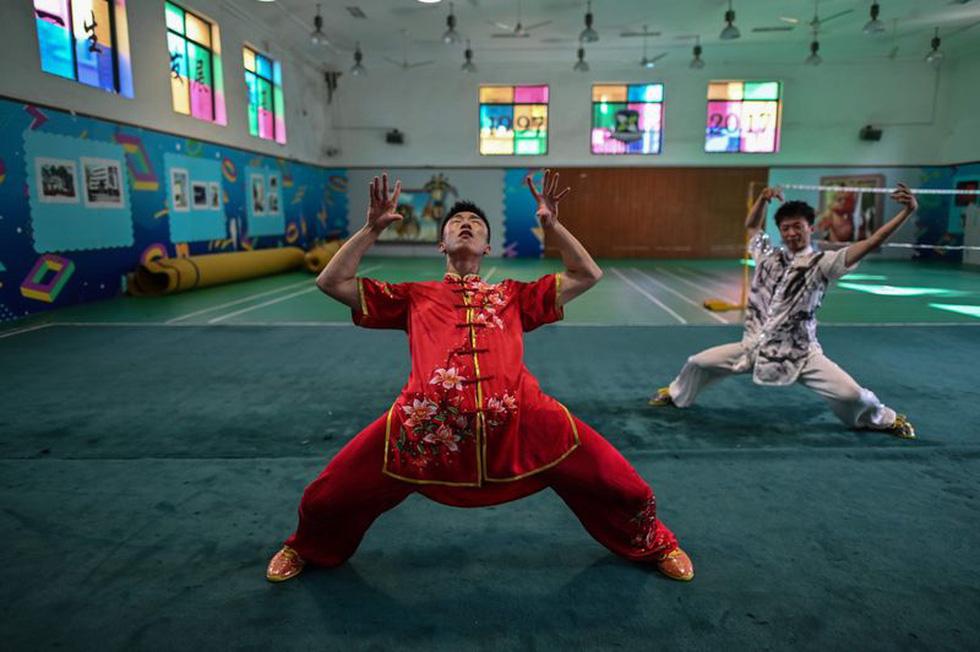 Túy quyền nổi tiếng trở lại ở Trung Quốc nhờ... Thành Long - Ảnh 7.