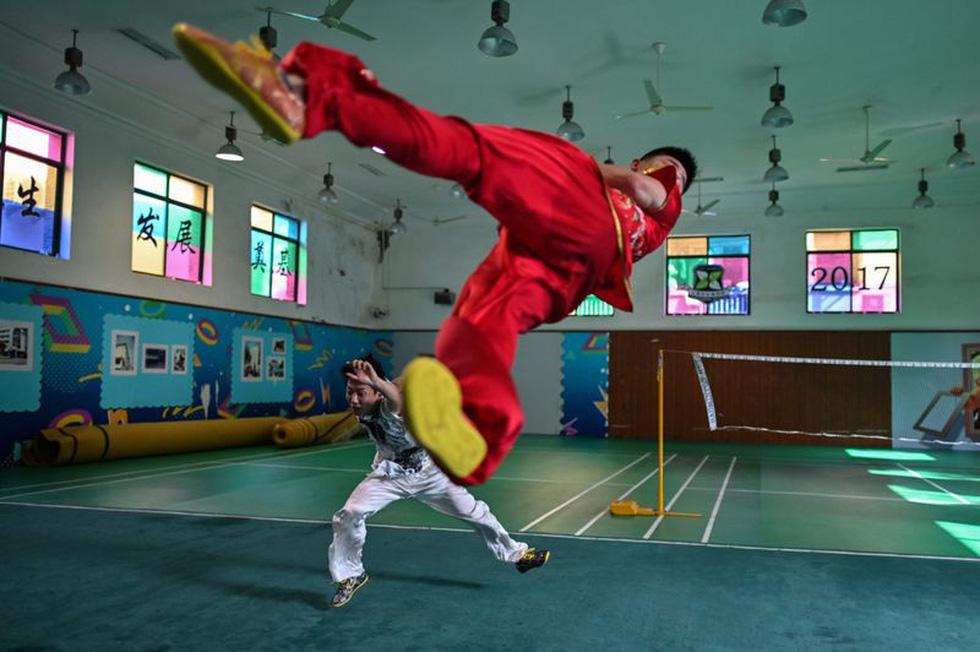 Túy quyền nổi tiếng trở lại ở Trung Quốc nhờ... Thành Long - Ảnh 5.