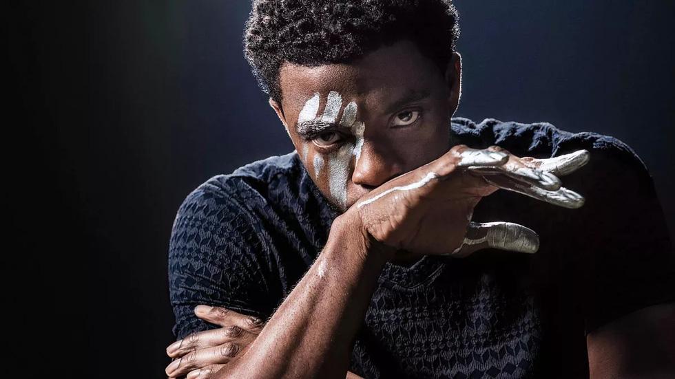 Báo đen Chadwick Boseman - vua Wakanda uy dũng trong lòng người hâm mộ - Ảnh 1.