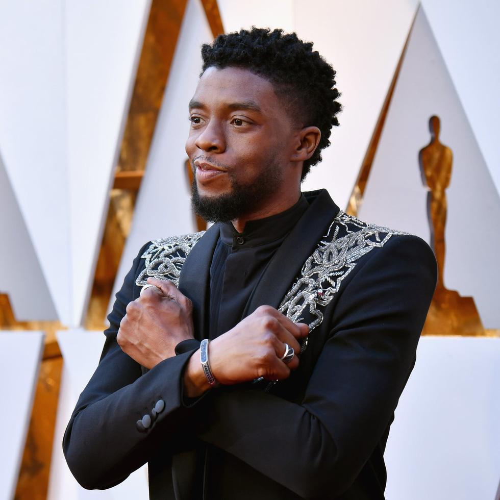 Báo đen Chadwick Boseman - vua Wakanda uy dũng trong lòng người hâm mộ - Ảnh 2.