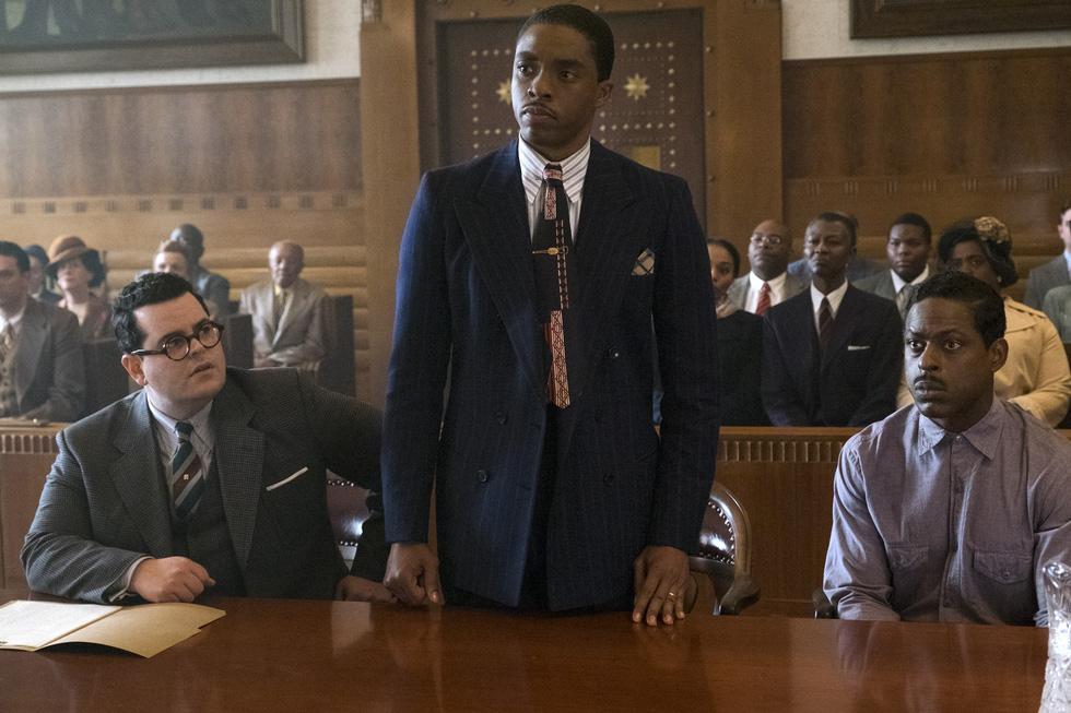 Báo đen Chadwick Boseman - vua Wakanda uy dũng trong lòng người hâm mộ - Ảnh 7.